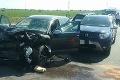Vážna nehoda na ceste R1: Zranili sa štyria ľudia, medzi nimi je aj dieťa