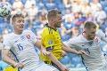 Šanca na postup zo skupiny stále žije: Slovenskí futbalisti tesne prehrali proti Švédom!