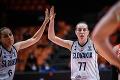 Fantastický výkon na ME: Slovenské basketbalistky v dramatickom závere zdolali Bielorusko!