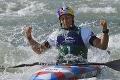 Fantastický výkon vo vodnom slalome-SP: Jakub Grigar triumfoval vo finále K1!