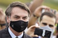 Brazílsky prezident Bolsonaro je v nemocnici: Chronické problémy, hrozí mu operácia