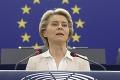 Ursula von der Leyenová ako posol dobrých správ: Eurokomisia odobrila plány obnovy týchto krajín