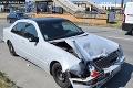 Kuriózna nehoda v Košiciach: Zistíte, kto šoféroval, budete sa chytať za hlavu!