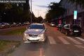 Vodič v Trenčíne sa chcel vyhnúť policajnej hliadke, v krvi mal 2,5 promile: Neslávny koniec