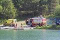 Ďalšia obeť horúčav: Potápači našli telo utopeného mladíka († 18) zo Štrby