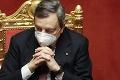 Draghi reaguje na námietky Vatikánu voči zákonu o LGBT ľuďoch: Povedal to jasne