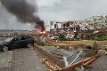 Ničivé búrky a tornádo: Český premiér Babiš sa chystá navštíviť zasiahnutú oblasť