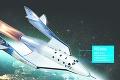 Richard Branson si splnil sen o komerčnom raketopláne: Prví turisti vo vesmíre za milióny dolárov!