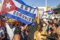 Obrovské protesty na Kube prinášajú svoje ovocie: Zrušia obmedzenia na dovoz jedla a liekov!