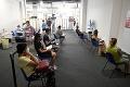 Očkovanie jednorazovou vakcínou od Johnsona v Prešove: Záujemcovia čakali v obchodnom dome hodiny!