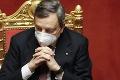 Talianska vláda schválila nové opatrenia, Draghi sa prihovára ľuďom: Ak sa nezaočkujete, ochoriete a zomriete