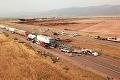 Hrozivá piesočná búrka spôsobila v štáte Utah hromadnú zrážku áut: Hlásia viacero obetí