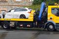 Desivé chvíle na ceste: Český tenista zdemoloval auto, viezol v ňom celú rodinu