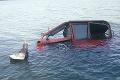 Hasiči majú na Domaši plné ruky práce: Vo vodnej nádrži skončil traktor