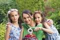 Misha vymenila šoubiznis za materstvo: Vedia vôbec jej dcérky, že bola slávna speváčka? Prekvapivá odpoveď