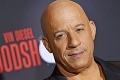 Brutálna zmena akčného hrdinu Vin Diesela: Fanúšikovia neveria vlastným očiam!