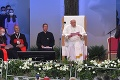 Počas návštevy pápeža na východe ošetrili 35 pacientov: Dvaja skončili v nemocnici