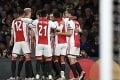 UEFA zakázala Ajaxu logo na dresoch: Fanúšikovia aj rodina autora sú sklamaní