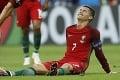Cristiano Ronaldo sa topí v slzách: Nikdy nezabudneme, moja milá († 34)