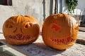 Maroš vyrába strašidelné ozdoby pre najmenších: Halloweensku tekvicu zmajstrujem za pol hodiny