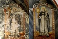 Skutočný unikát: Reštaurátori objavili v kostole v Starej Ľubovni 289-ročné skvosty
