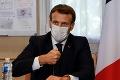 Dôležité rokovanie o situácii v Afganistane: Macron sa stretol s tadžickým prezidentom Rachmonom