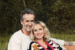 Monika Hilmerová a Jaro Bekr