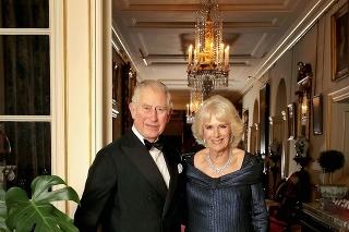 Princ Charles s manželkou Camillou