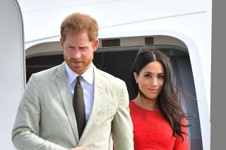 Princ Harry a vojvodkyňa Meghan