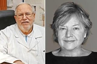 Profesor Traubner liečil aj Evu Krížíkovú.