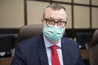 Minister práce, sociálnych vecí a rodiny SR Milan Krajniak