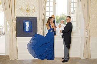 Nela s Filipom vychovávajú synčeka Hektora a dcérku Lianku.