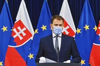 Nový premiér Igor Matovič (OĽANO) je za tvrdé opatrenia.