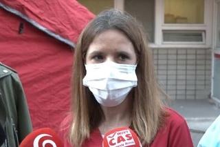 Infektologička Kosčálová si myslí, že v skutočnosti je už nakazených oveľa viac ľudí.