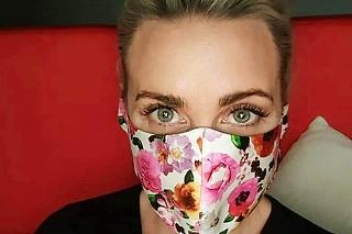Jana Jurčenko, módna návrhárka - Začala šiť pre známych, šije pre ľudí cez instagram.