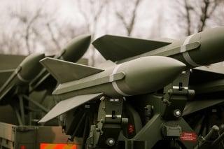 Anti aircraft missiles