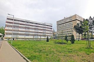 Fakultná nemocnica FNsP J. A. Reimana v Prešove.