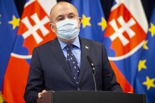 Šéf štátnych hmotných rezerv SR Kajetán Kičura