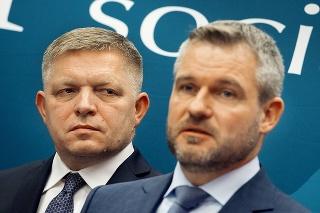 Fico prenechal líderstvo na kandidátke Pellegrinimu.
