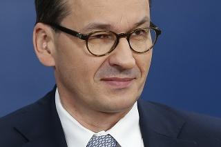 Poľký premiér Mateusz Morawiecki
