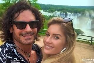 Kubánsky herec sa zasnúbil so slovenskou misskou.