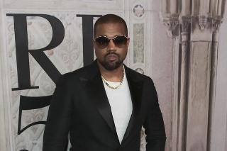 Raper Kanye West