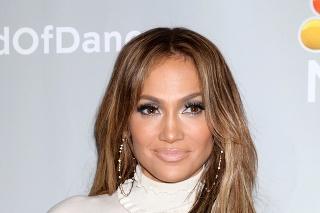 Speváčka Jennifer Lopez