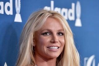 Speváčka Britney Spears