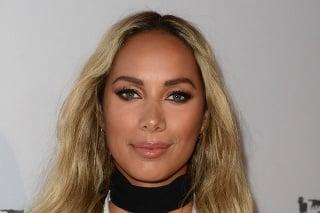 Speváčka Leona Lewis