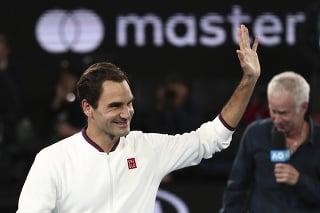 Švajčiarsky tenista Roger Federer.