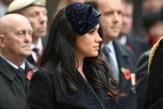 Meghan Markle sa po prvýkrát ukázala na očiach verejnosti.