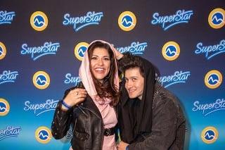 Speváčka Dáša Mamba Šarközyová s partnerom Tonym