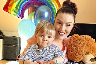 Barbora Švidraňová je slobodná mamička: Druhé dieťa? Speváčka v tom má jasno
