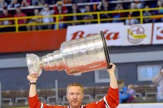 Marián Hossa ako jediný Slovák vyhral Stanleyho pohár až trikrát.